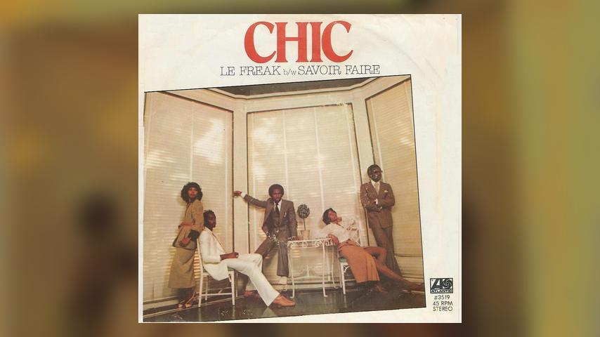 "Once Upon a Time in the Top Spot: Chic, ""Le Freak"""