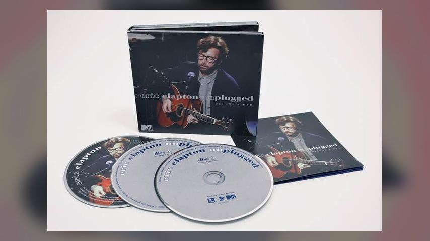 OUT NOW: CLAPTON UNPLUGGED