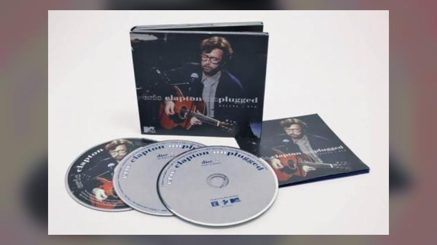 Sneak Preview: Eric Clapton Unplugged Deluxe + DVD