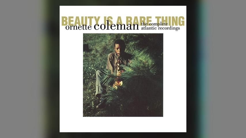 Now Available: Ornette Coleman, Beauty Is a Rare Thing: The Complete Atlantic Recordings