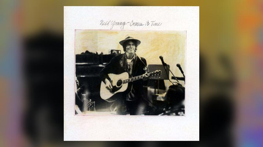 Going For Gold: Neil Young, Comes a Time