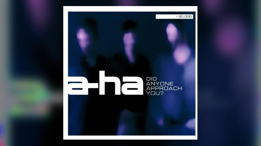 "Happy Anniversary: a-ha, ""Did Anyone Approach You?"""