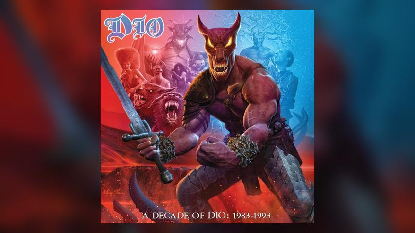 Out Now: A Decade of Dio: 1983-1993