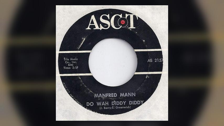 "Once Upon a Time in the Top Spot: Manfred Mann, ""Do Wah Diddy Diddy"""