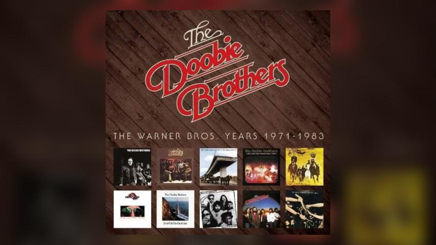 Now Available: The Doobie Brothers, The Warner Bros. Years 1971-1983