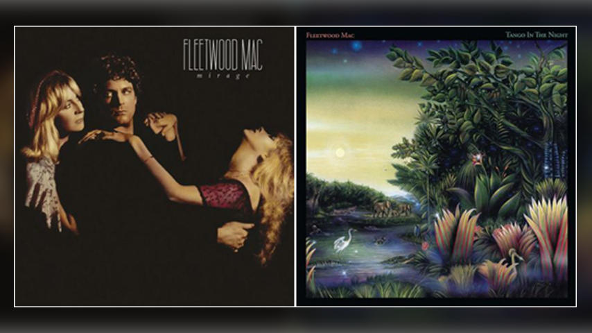 Now Available: Fleetwood Mac single LPs