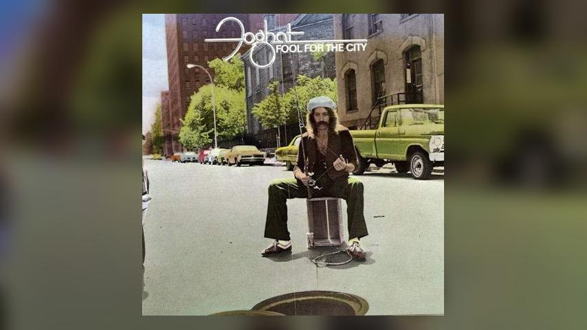 Happy 40th: Foghat, Fool for the City