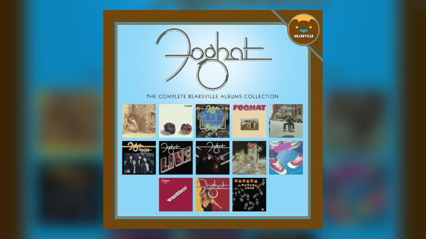 Out Now: Foghat, The Complete Bearsville Albums Collection