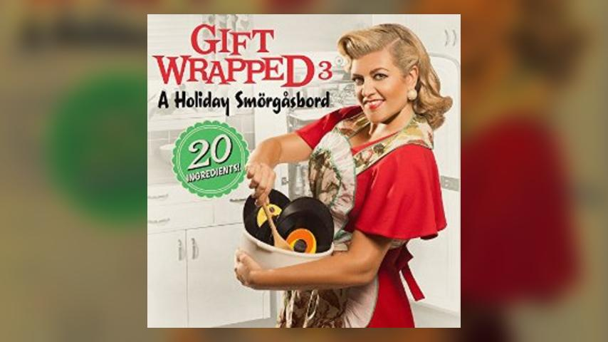 GIFT WRAPPED 3 - A HOLIDAY SMÖRGÅSBORD