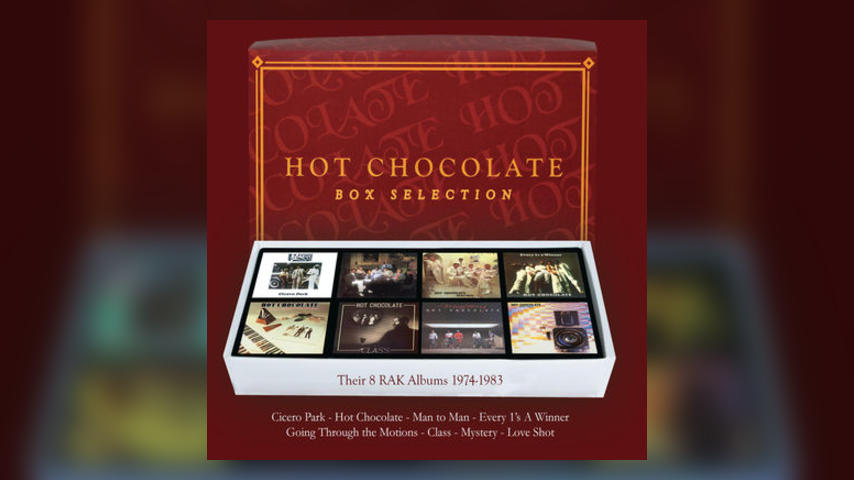 Deep Dive: Hot Chocolate, BOX SELECTION