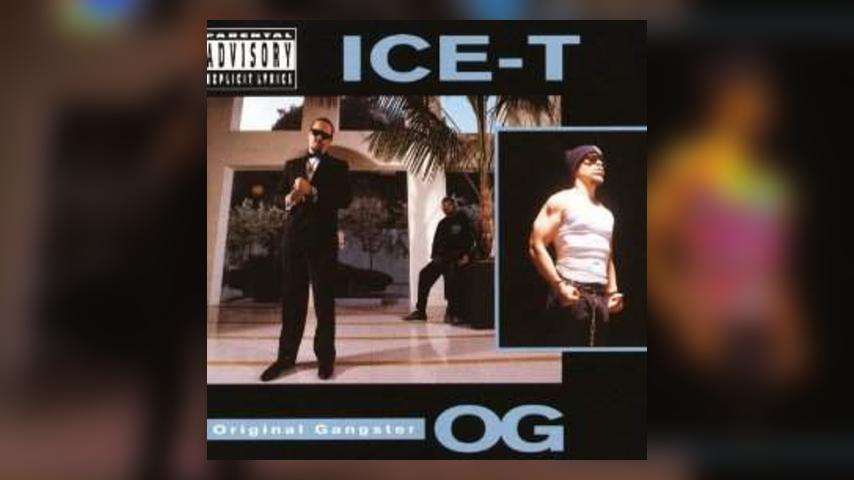 Happy Anniversary: Ice-T, O.G. Original Gangster