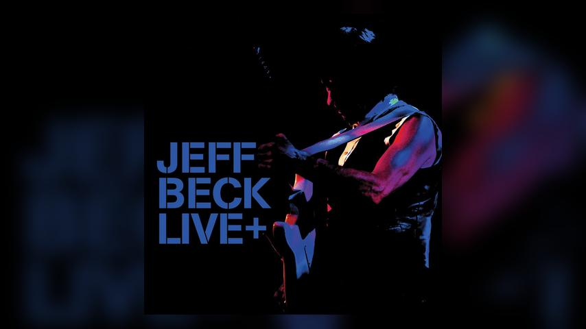 Now Available: Jeff Beck, Live +