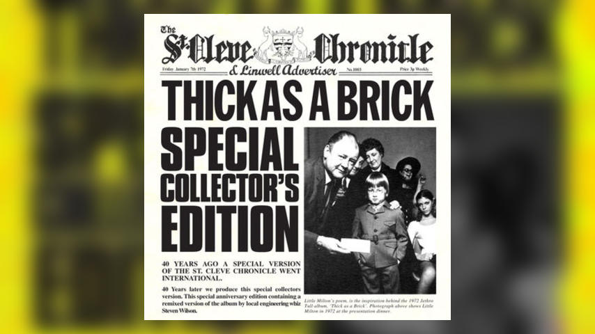 Happy 45th: Jethro Tull, THICK AS A BRICK
