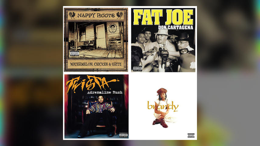 Now Available: Nappy Roots, Fat Joe, Twista, and Brandy on Vinyl