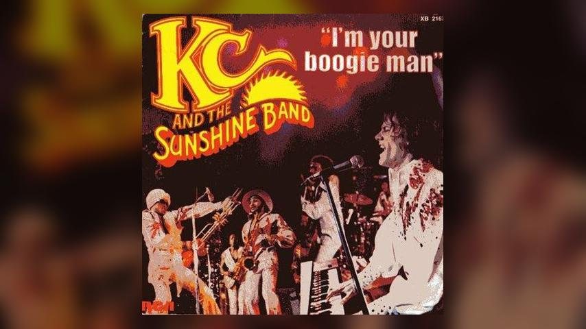 "Once Upon a Time at the Top of the Charts: KC and the Sunshine Band, ""I'm Your Boogie Man"""