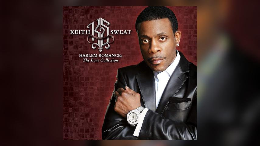 Now Available – Keith Sweat, Harlem Romance: The Love Collection