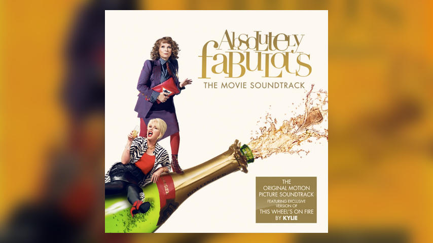 Now Available: AbFab Soundtrack