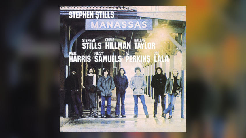 Happy 45th: Stephen Stills, MANASSAS
