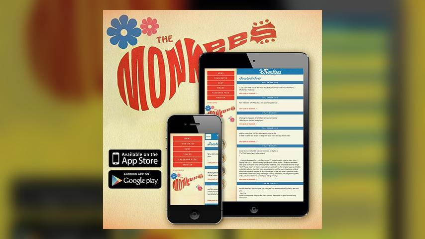 Hey, Hey It's The Official Monkees App!