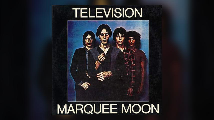 Happy 40th: Television, MARQUEE MOON