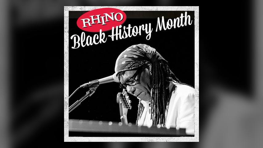 Rhino Black History Month: Nile Rodgers
