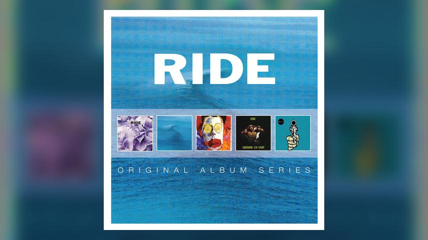 New This Week: Ride, Original Album Series