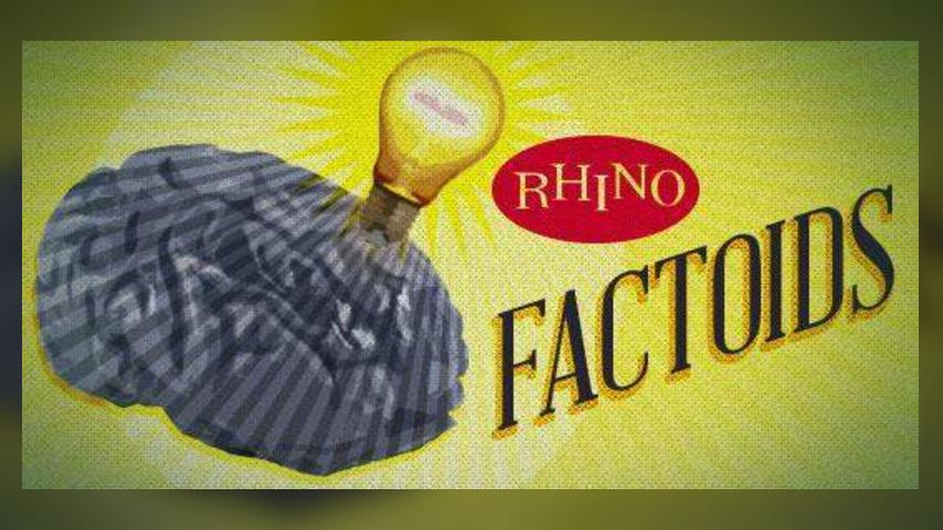 Rhino Factoids: A Solid Gold Christmas