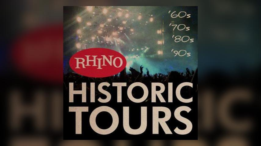 Rhino Historic Tours: David Bowie and Iggy Pop