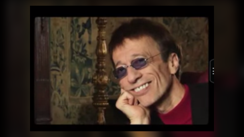 "World Premiere: Robin Gibb - ""I Am The World"""