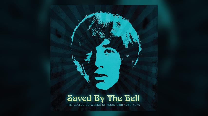 Now Available: Saved by the Bell: The Collected Works of Robin Gibb 1968-1970
