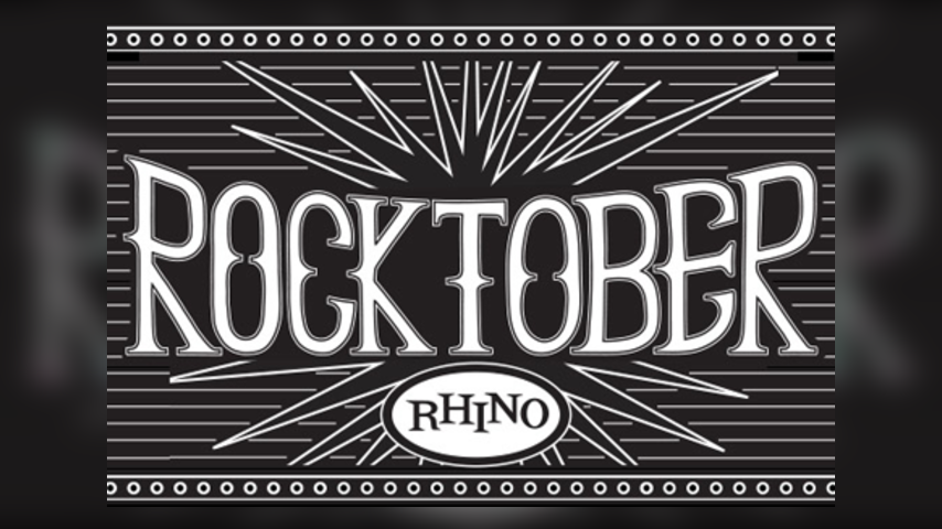 September's Gone: It's Time for ROCKTOBER!