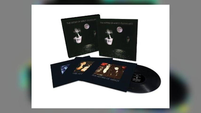 Doing a 180: Sisters of Mercy, The Floodland Era Collection