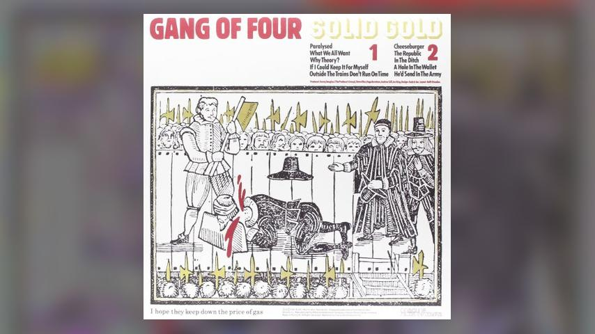 Doing a 180: Gang of Four, Solid Gold / Starsailor, Love is Here