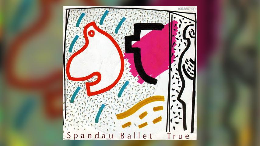 "Once Upon a Time in the Top Spot: Spandau Ballet, ""True"""