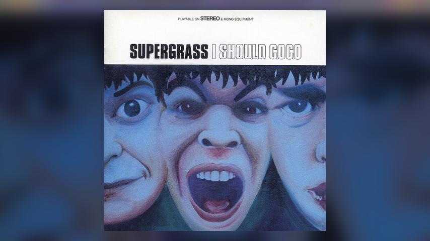 Doing a 180: Supergrass, I Should Coco