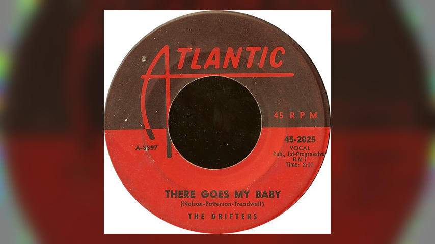 "Single Stories: The Drifters, ""There Goes My Baby"""
