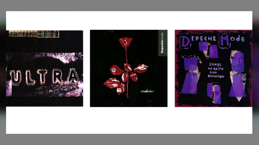 Out Tomorrow: Still More Depeche Mode Reissues