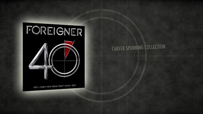 Foreigner – 40 (Official Promo Video)