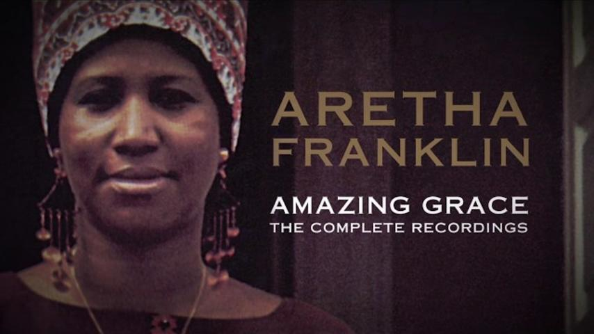 Aretha Franklin - Amazing Grace: The Complete Recordings (Unboxing)