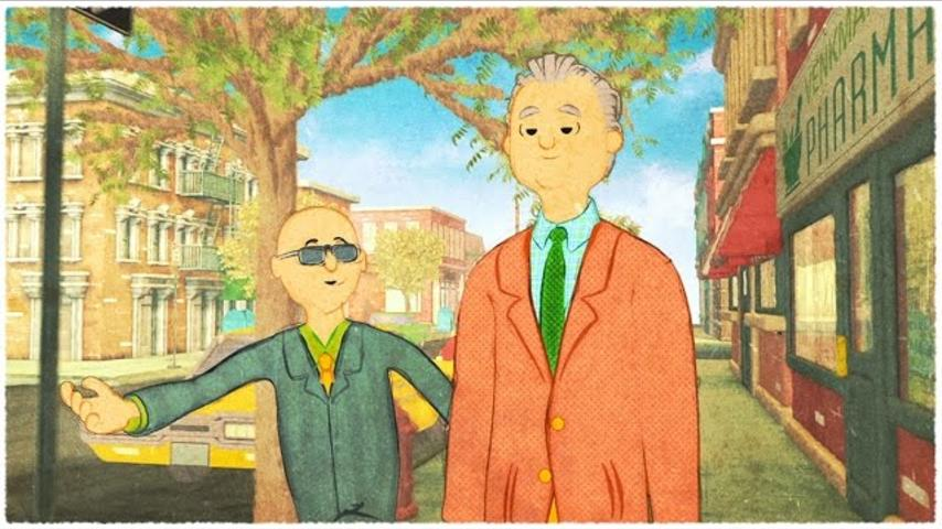 "Paul Shaffer – ""Happy Street"" ft. Bill Murray [Official Music Video]"