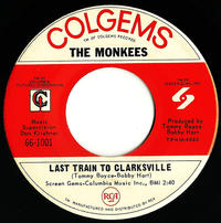 Single Stories: The Monkees, Last Train to Clarksville