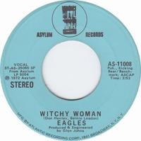 "Single Stories: Eagles, ""Witchy Woman"""