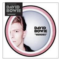 "Out Tomorrow: David Bowie, ""Heroes"" 7"""