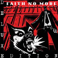 Faith No More KING FOR A DAY FOOL FOR A LIFETIME Album Cover
