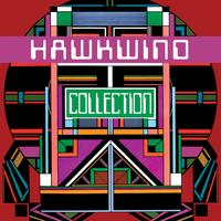 Hawkwind COLLECTION Album Cover