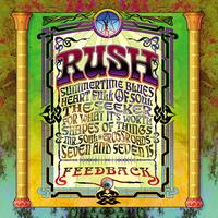 Rush FEEDBACK Cover