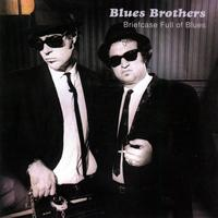 The Blues Brothers BRIEFCASE FULL OF BLUES Cover