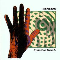 Genesis INVISIBLE TOUCH Cover