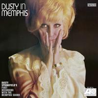 Dusty Springfield DUSTY IN MEMPHIS Cover