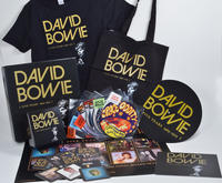 Follow and Win: David Bowie Prize Pack